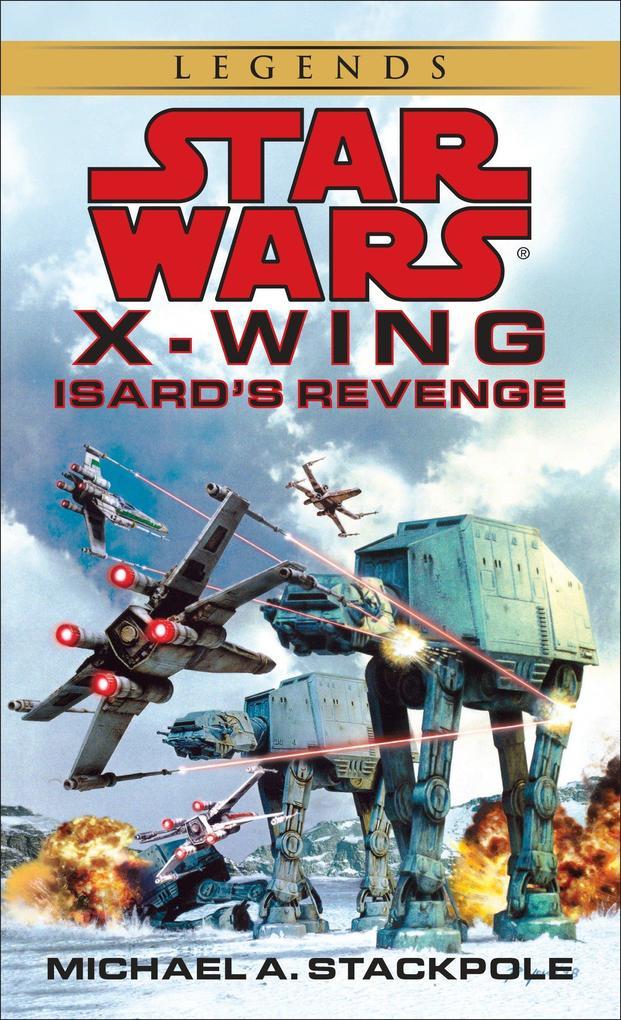 Isard's Revenge als Taschenbuch