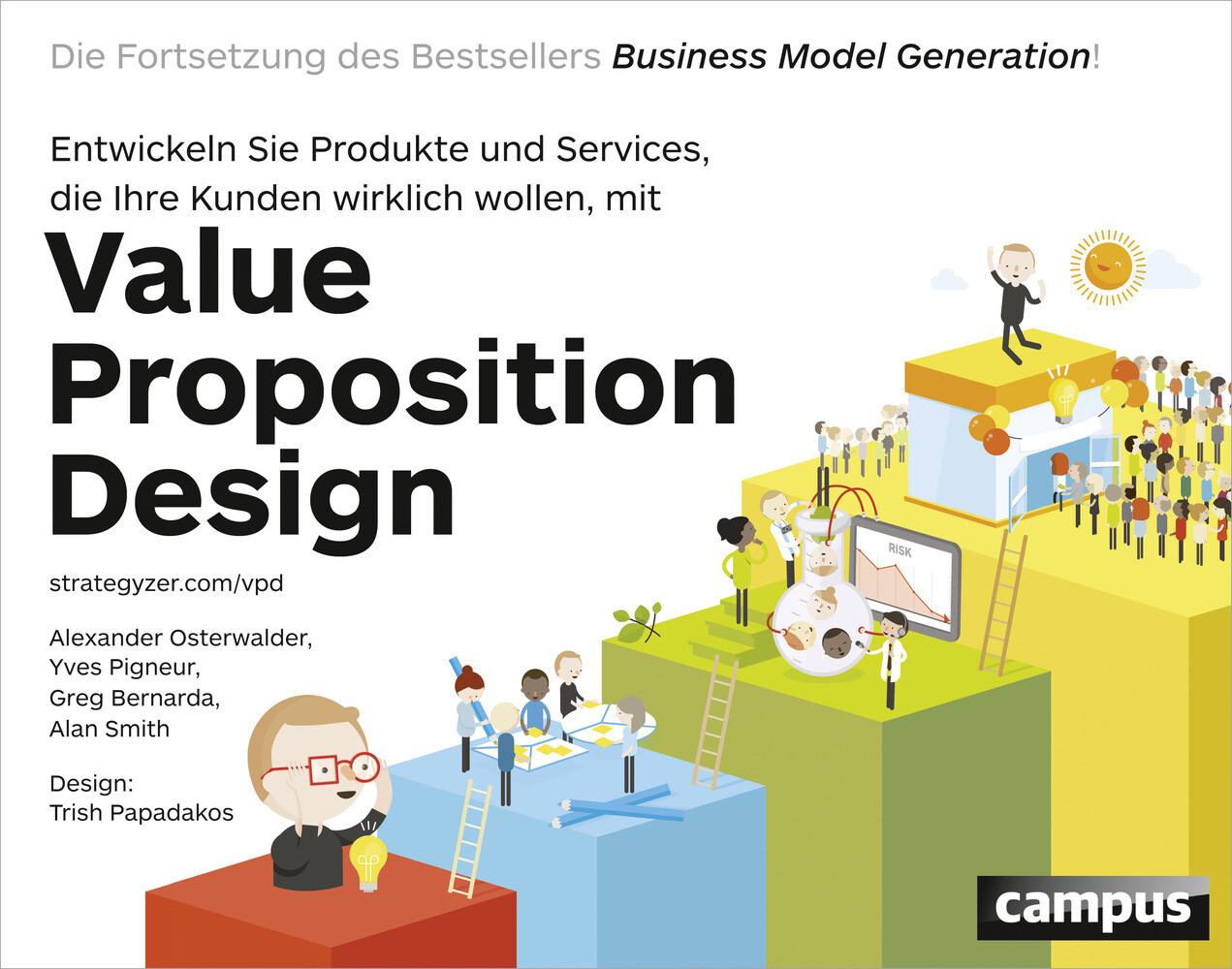 Value Proposition Design als Buch