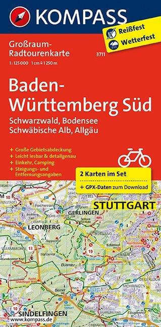 Baden-Württemberg Süd, Schwarzwald, Bodensee, S...