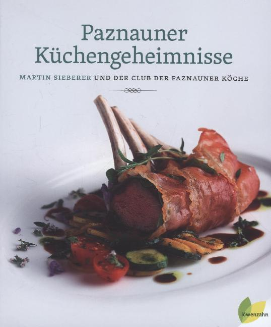 Paznauner Küchengeheimnisse als Buch
