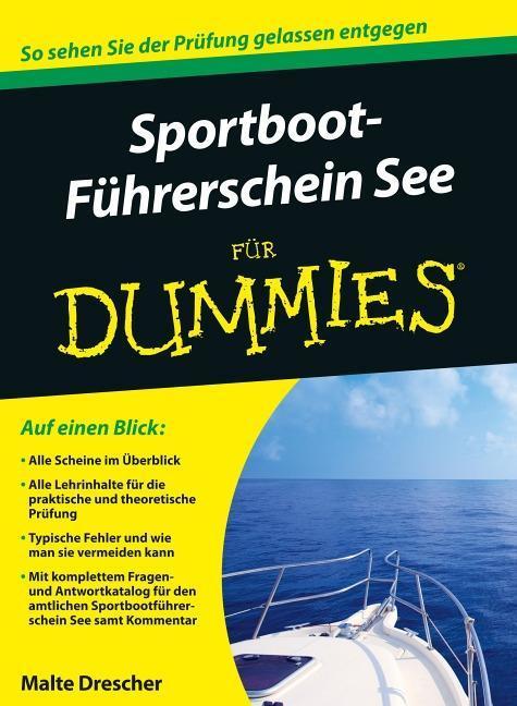 Sportbootführerschein See für Dummies als Buch ...