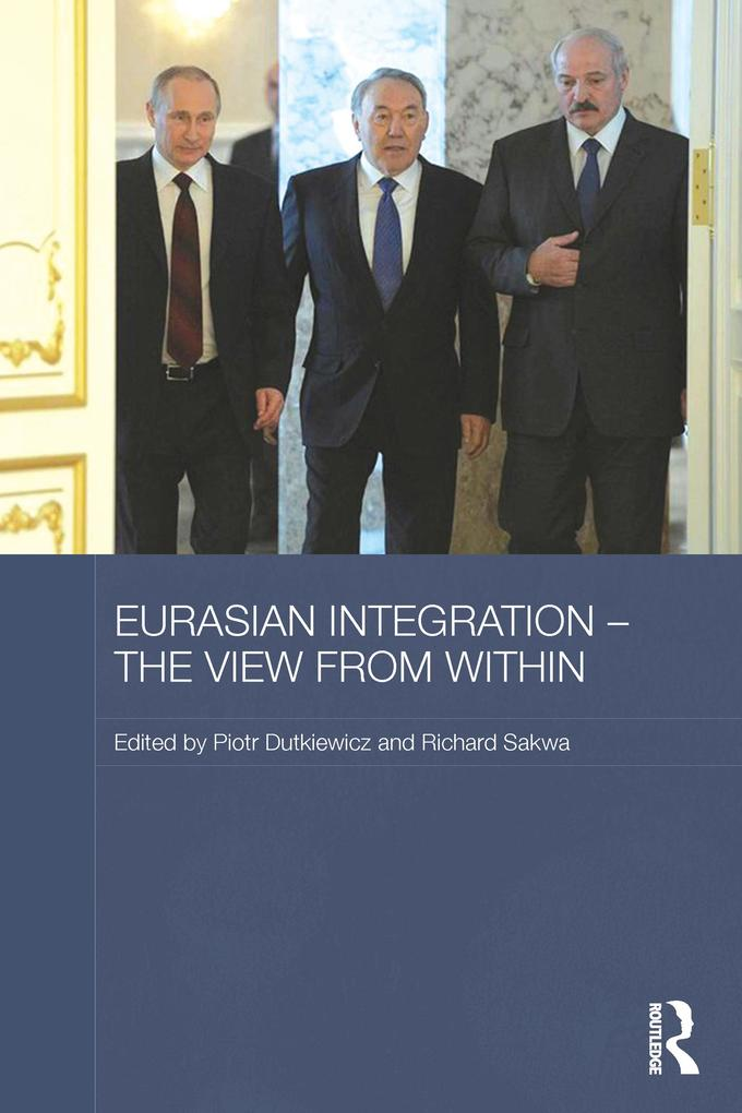 Eurasian Integration - The View from Within als...