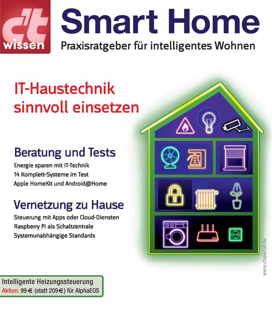 c´t wissen Smart Home als eBook Download von c´...
