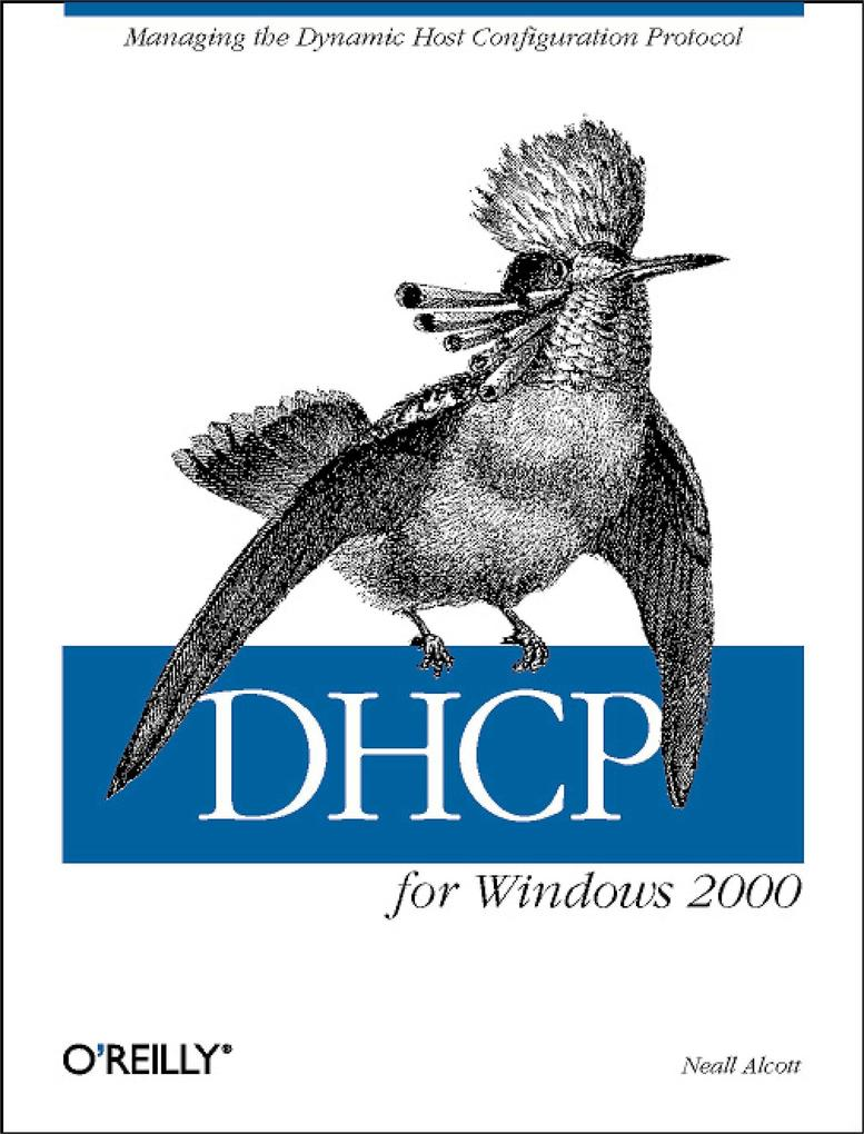 DHCP for Windows 2000 als Buch