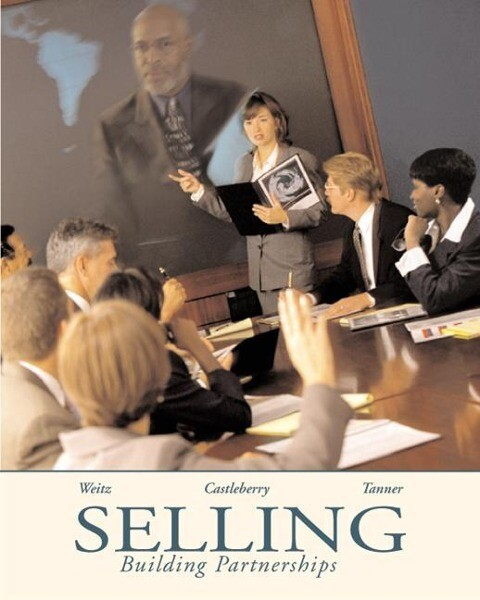 Selling: Building Partnerships als Buch