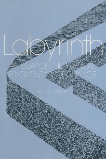 Labyrinth: An Essay on the Political Psychology of Change als Buch (gebunden)