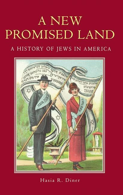 A New Promised Land: A History of Jews in America als Taschenbuch