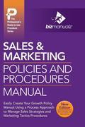 Sales & Marketing Policies and Procedures Manual