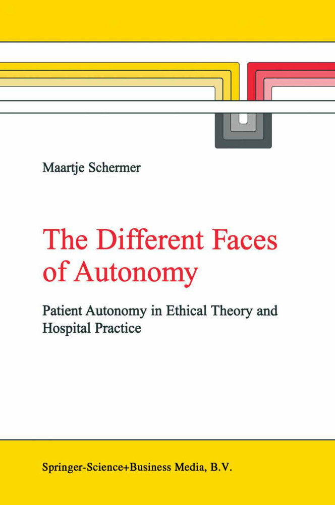 The Different Faces of Autonomy als Buch