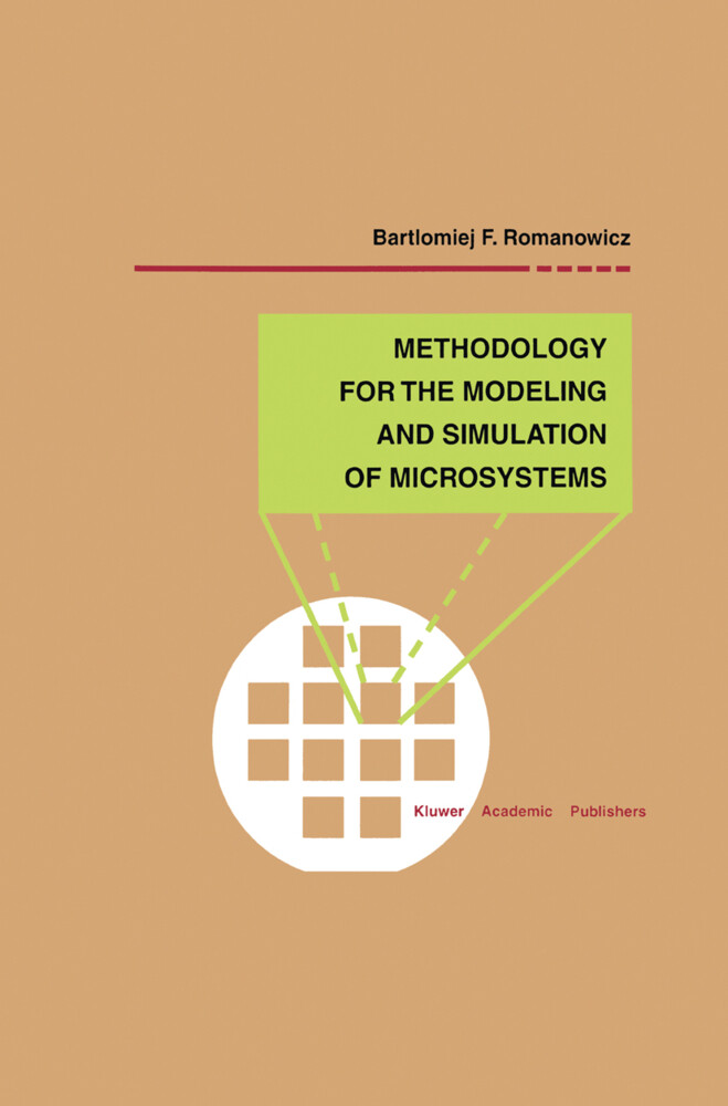 Methodology for the Modeling and Simulation of Microsystems als Buch
