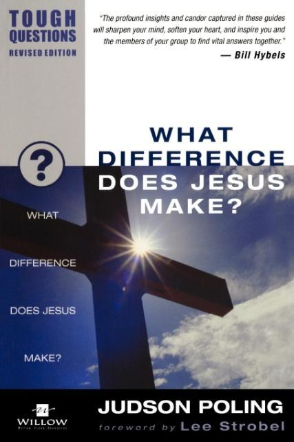 What Difference Does Jesus Make? als Taschenbuch