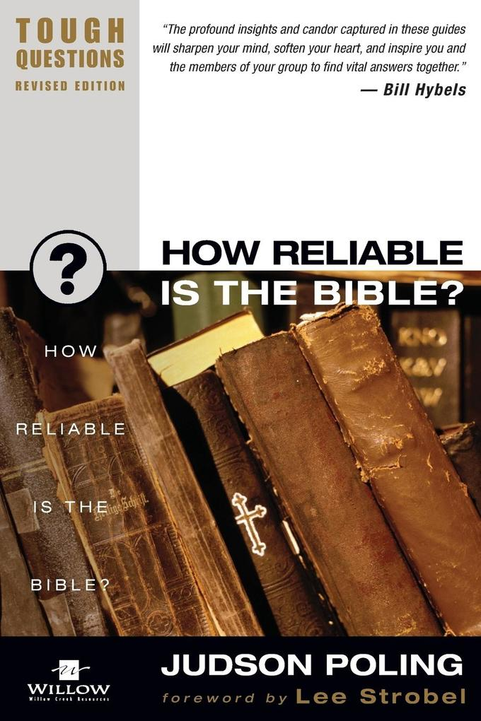 How Reliable Is the Bible? als Taschenbuch