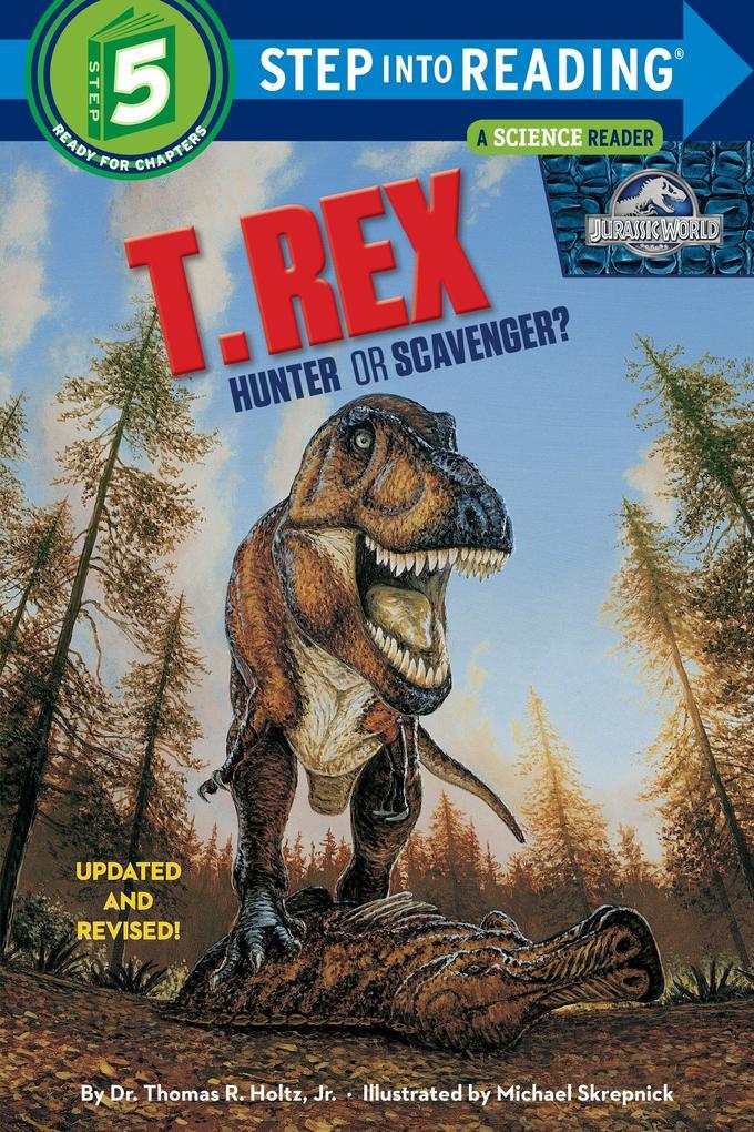 T. Rex: Hunter or Scavenger? als Taschenbuch