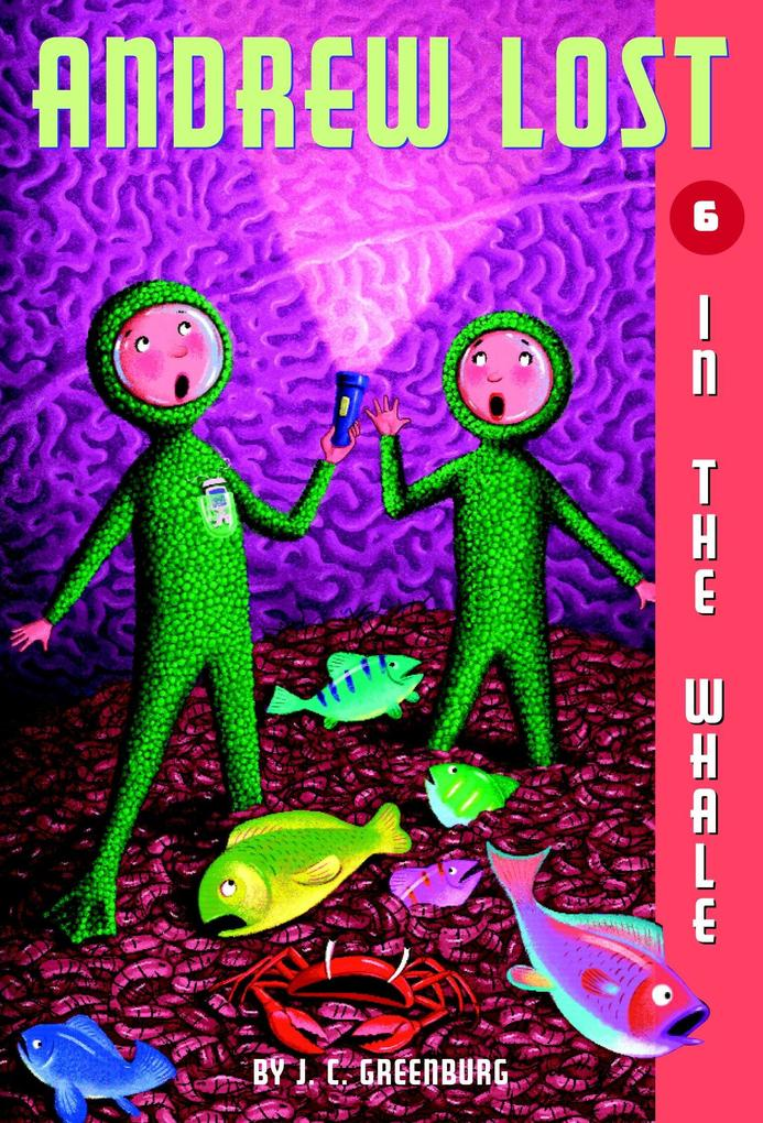 Andrew Lost #6: In the Whale als Taschenbuch