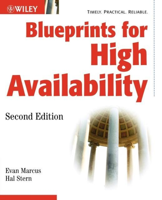 Blueprints for High Availability als Buch