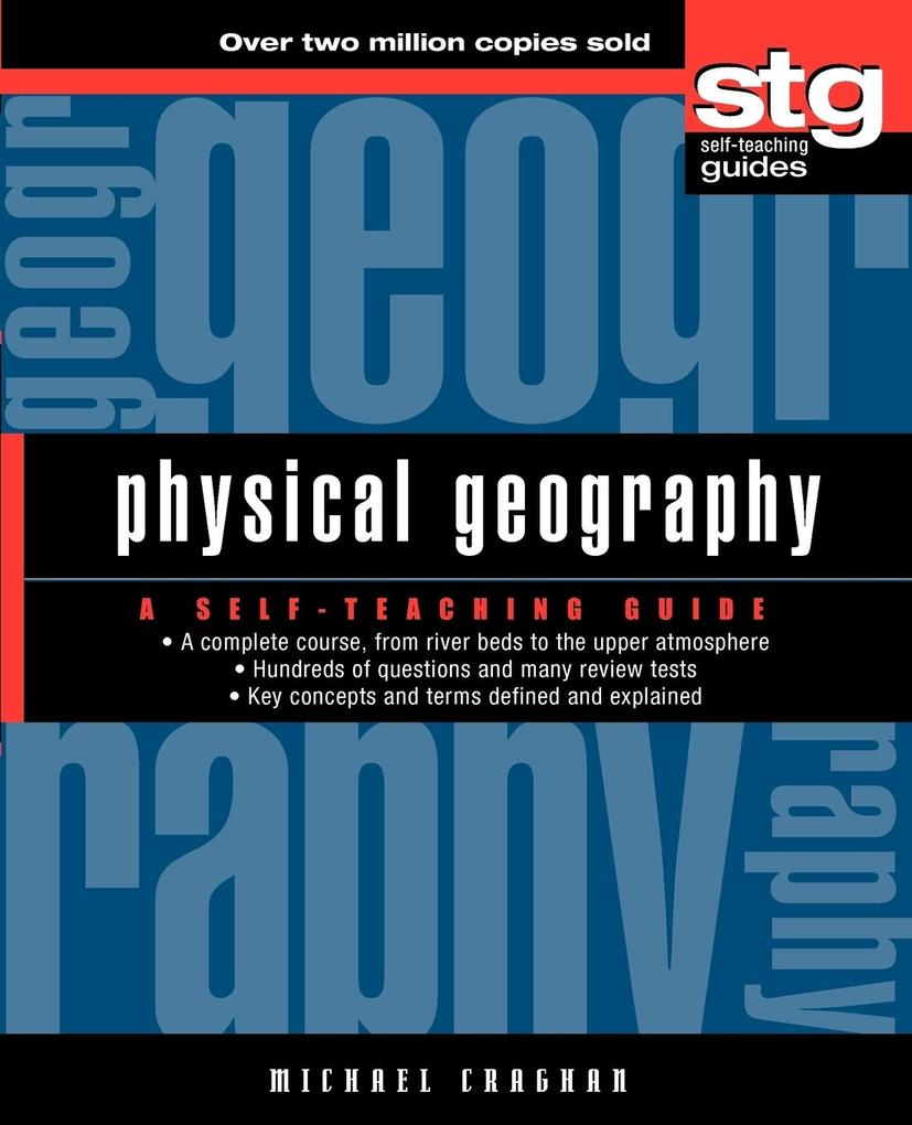 Physical Geography: A Self-Teaching Guide als Taschenbuch