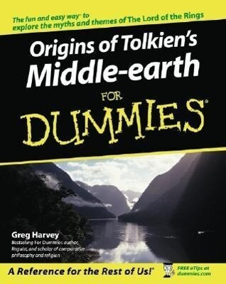 The Origins of Tolkien's Middle-earth For Dummies als Buch