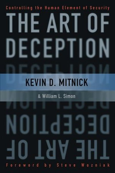 The Art of Deception als Buch