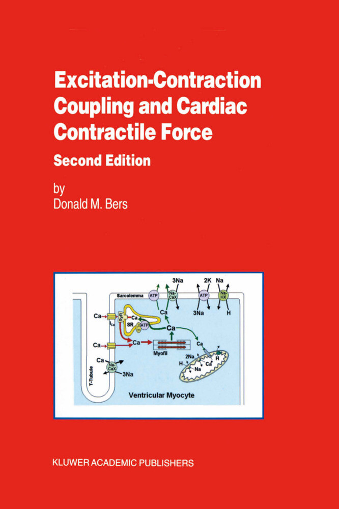 Excitation-Contraction Coupling and Cardiac Contractile Force als Buch