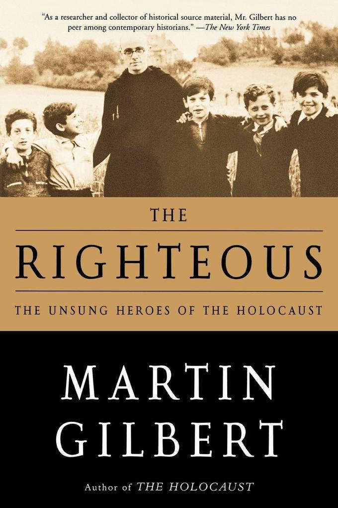 The Righteous als Taschenbuch