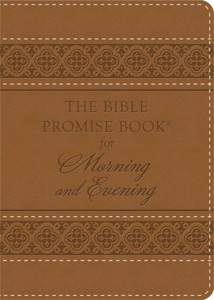 Bible Promise Book for Morning & Evening als eB...