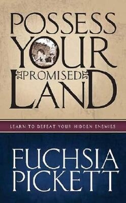 Possessing Your Promised Land: Learn to Defeat Your Hidden Enemies als Buch