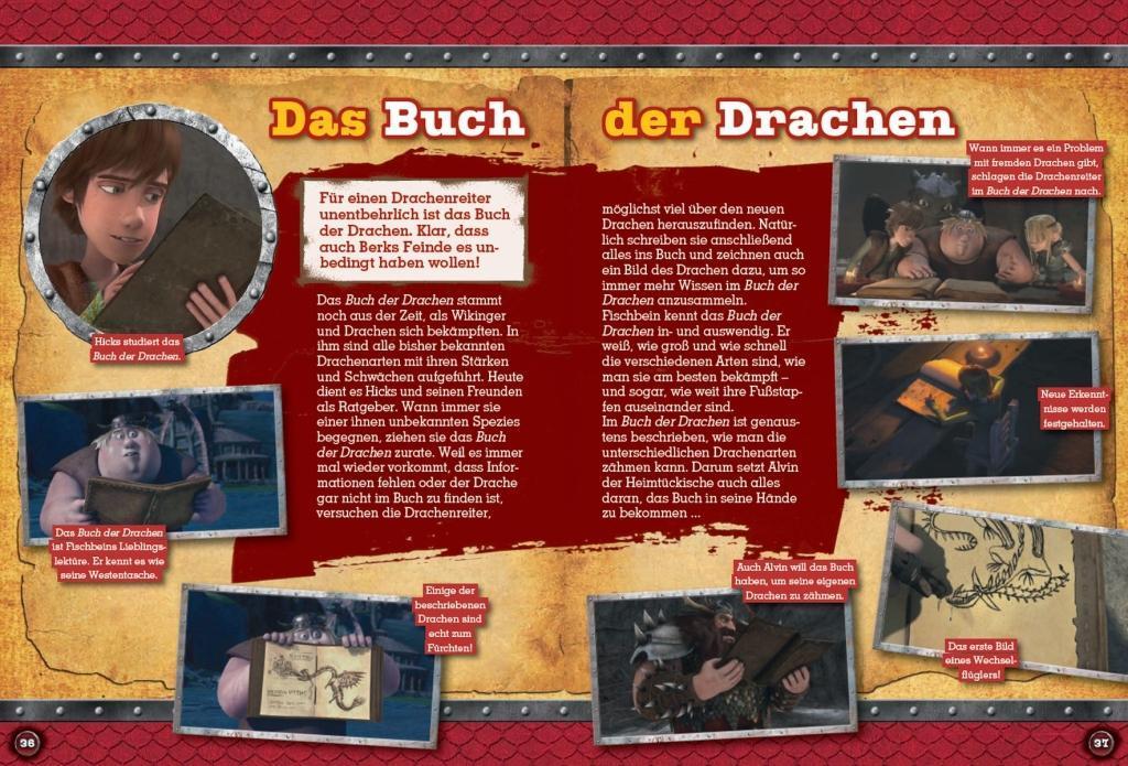 Dragons: Das große Fanbuch als Buch