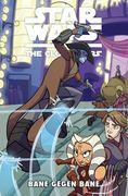 Star Wars: The Clone Wars 17 (zur TV-Serie) - Bane gegen Bane