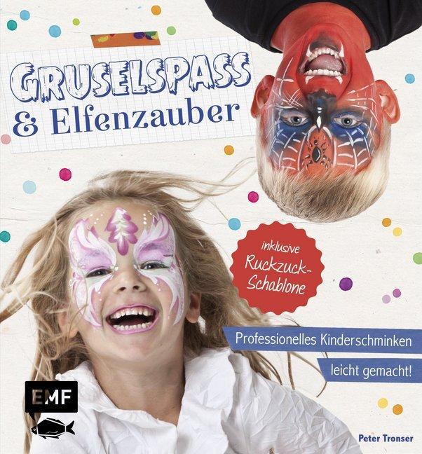 Gruselspaß und Elfenzauber als Buch von Peter T...