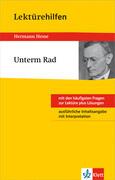 "Klett Lektürehilfen Herrmann Hesse ""Unterm Rad"""