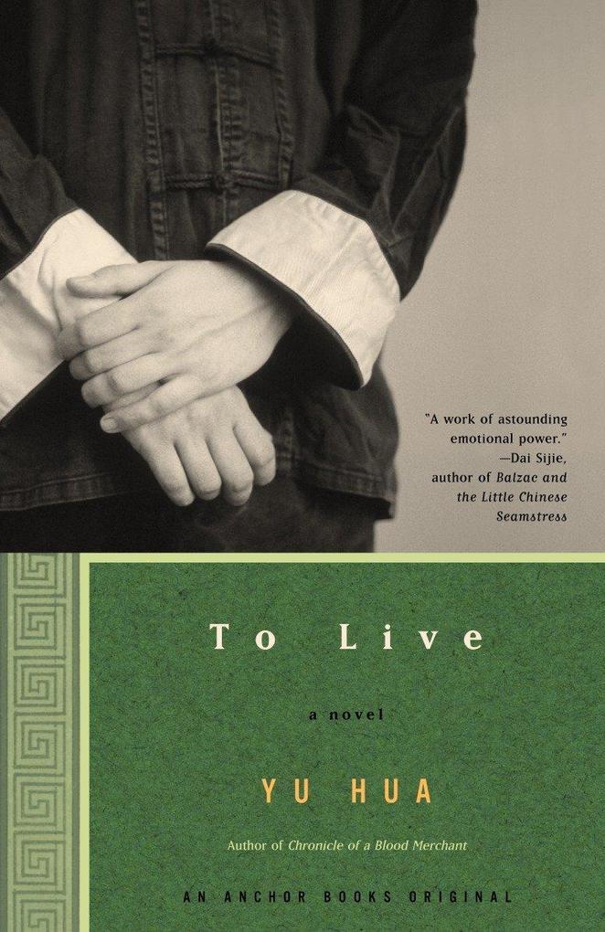To Live als Taschenbuch