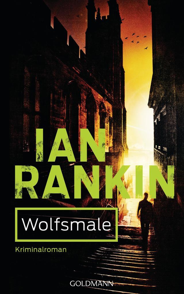 Wolfsmale - Inspector Rebus 3 als eBook