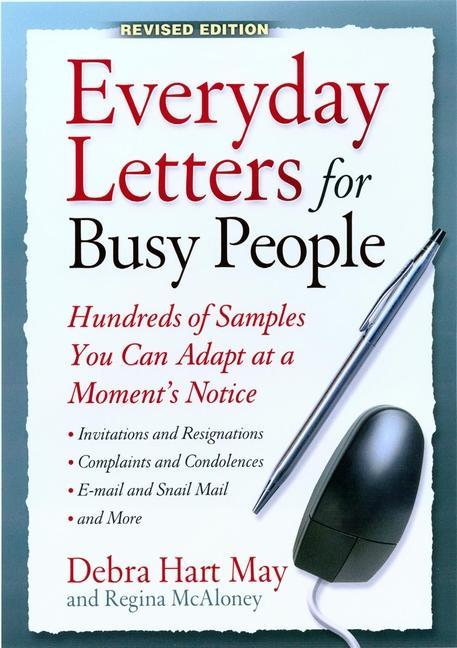 Everyday Letters for Busy People: Hundreds of Samples You Can Adapt at a Moment's Notice als Taschenbuch