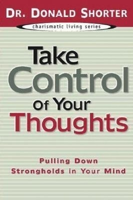 Take Control of Your Thoughts als Taschenbuch