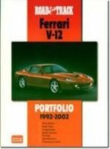 Road & Track Ferrari V12 Portfolio 1992-2002 als Buch