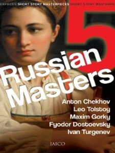 5 Russian Masters als eBook Download von Welkno...