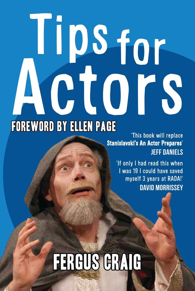 Tips for Actors als eBook Download von Fergus C...