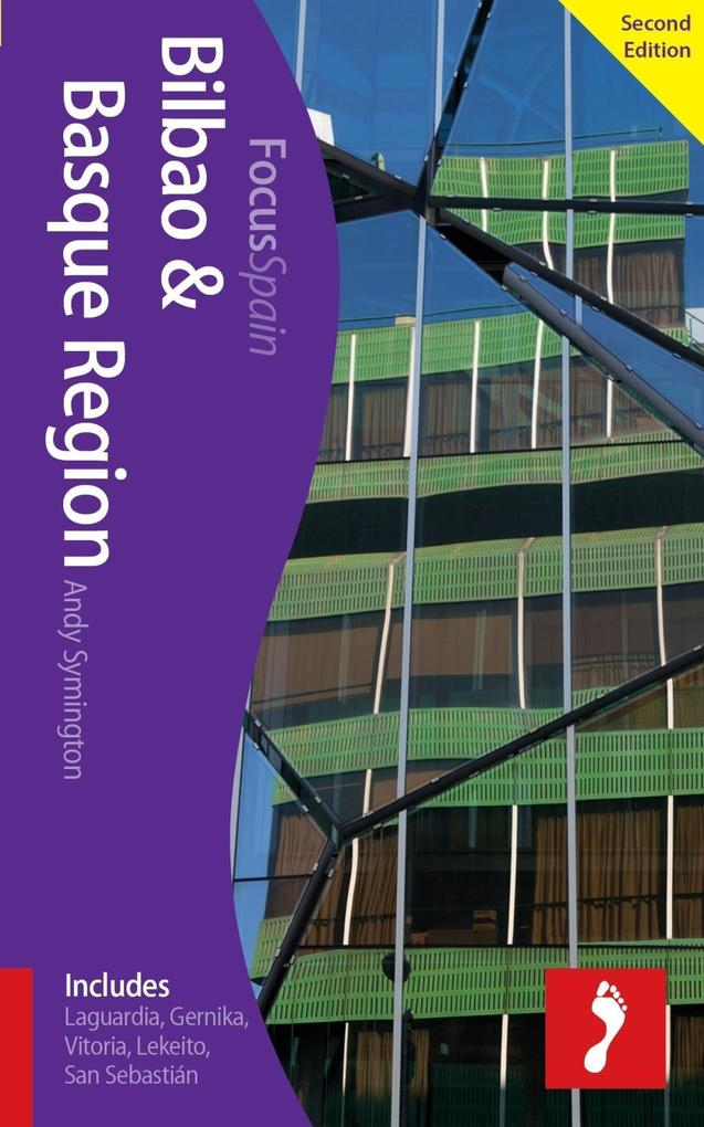 Bilbao & Basque Region, 2nd edition als eBook D...