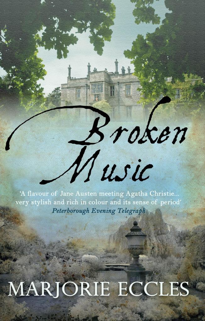 Broken Music als eBook Download von Marjorie Ec...