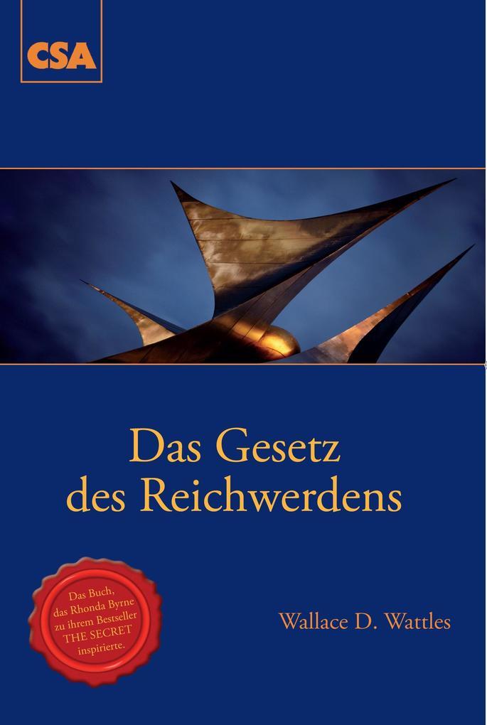 Das Gesetz des Reichwerdens als eBook Download ...