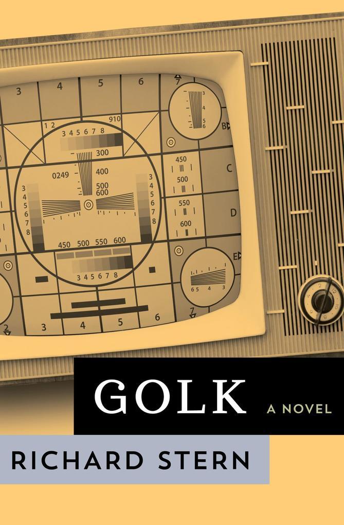 Golk als eBook Download von Richard Stern