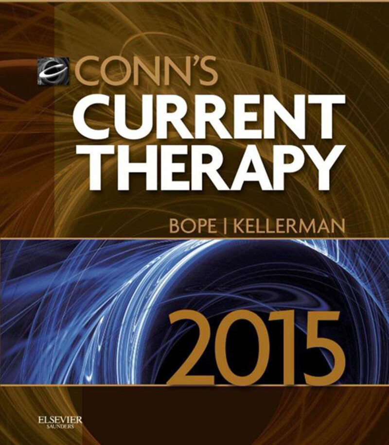 Conn´s Current Therapy 2015 E-Book als eBook Do...
