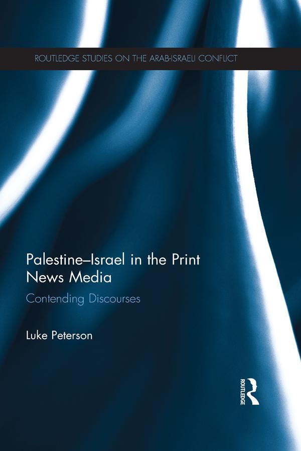 Palestine-Israel in the Print News Media als eB...