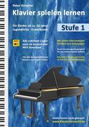 Klavier spielen lernen (Stufe 1)