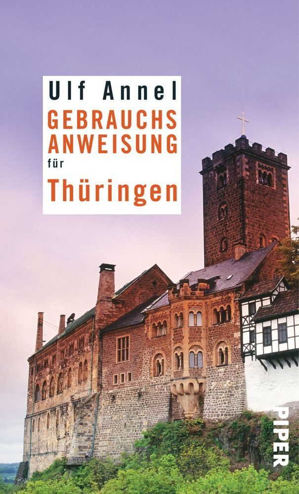 Gebrauchsanweisung für Thüringen als Taschenbuc...