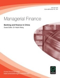 Banking and Finance in China als eBook Download...