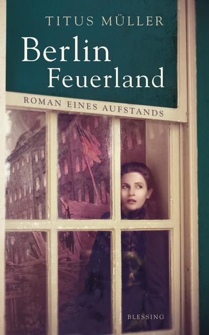 Berlin Feuerland als Buch