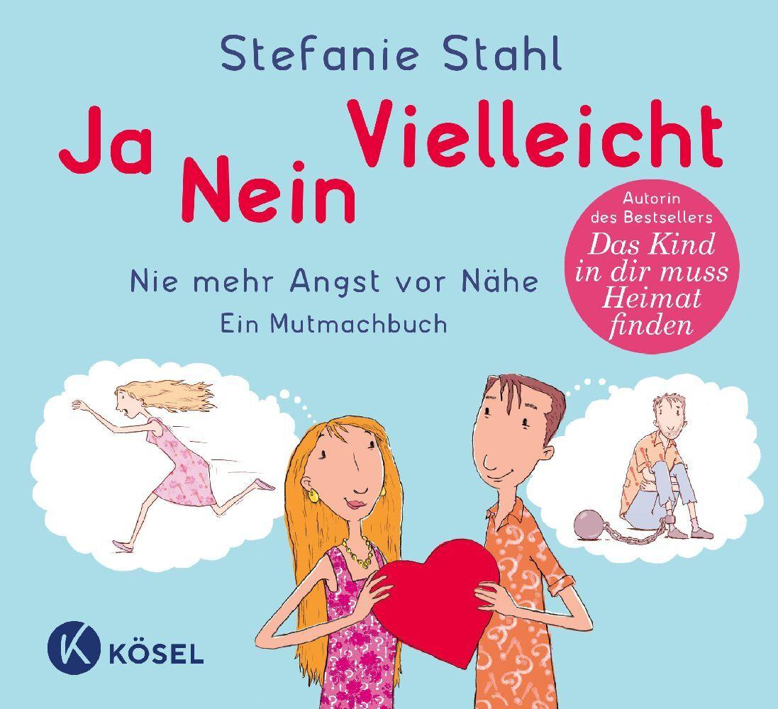 Ja Nein Vielleicht Buch Gebunden Stefanie Stahl