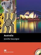 Australia. Landeskundliche Lektüre mit Fotos und 2 Audio-CDs