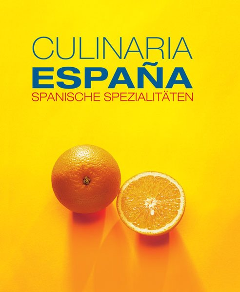 Culinaria Espana als Buch